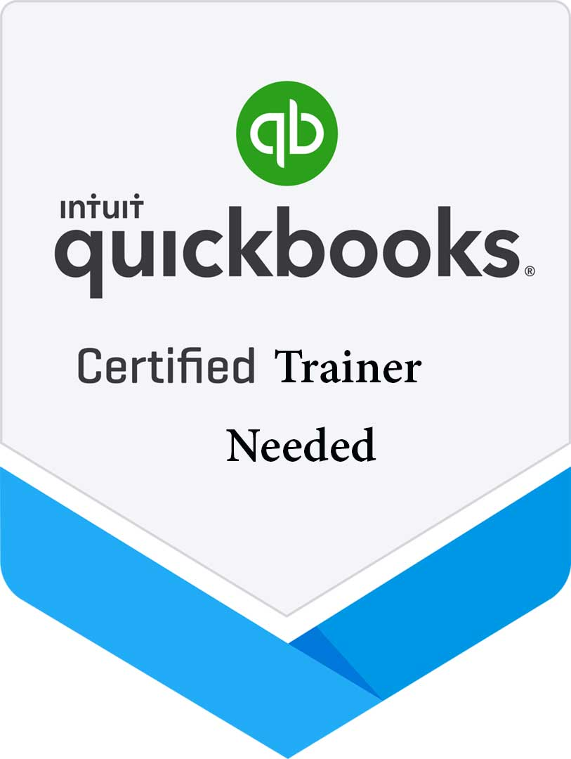 Certified Quickbook Trainer Needed $50 hourly