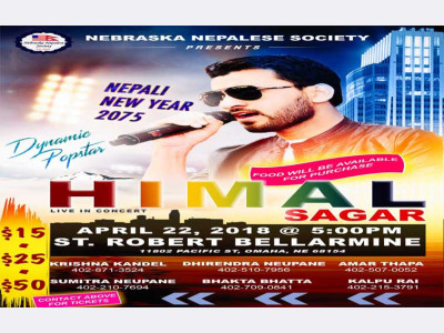 Nepali New Year Party  - 2075 with Himal Sagar