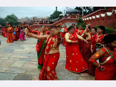 Teej Celebration Event