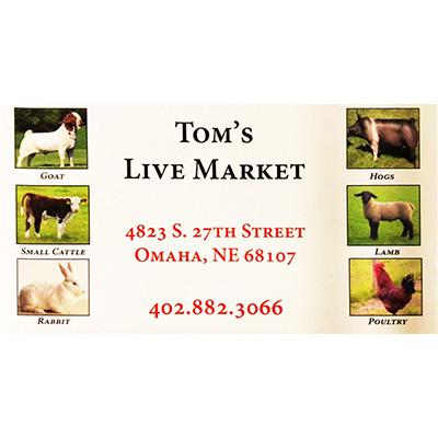 Tom's Live Market
