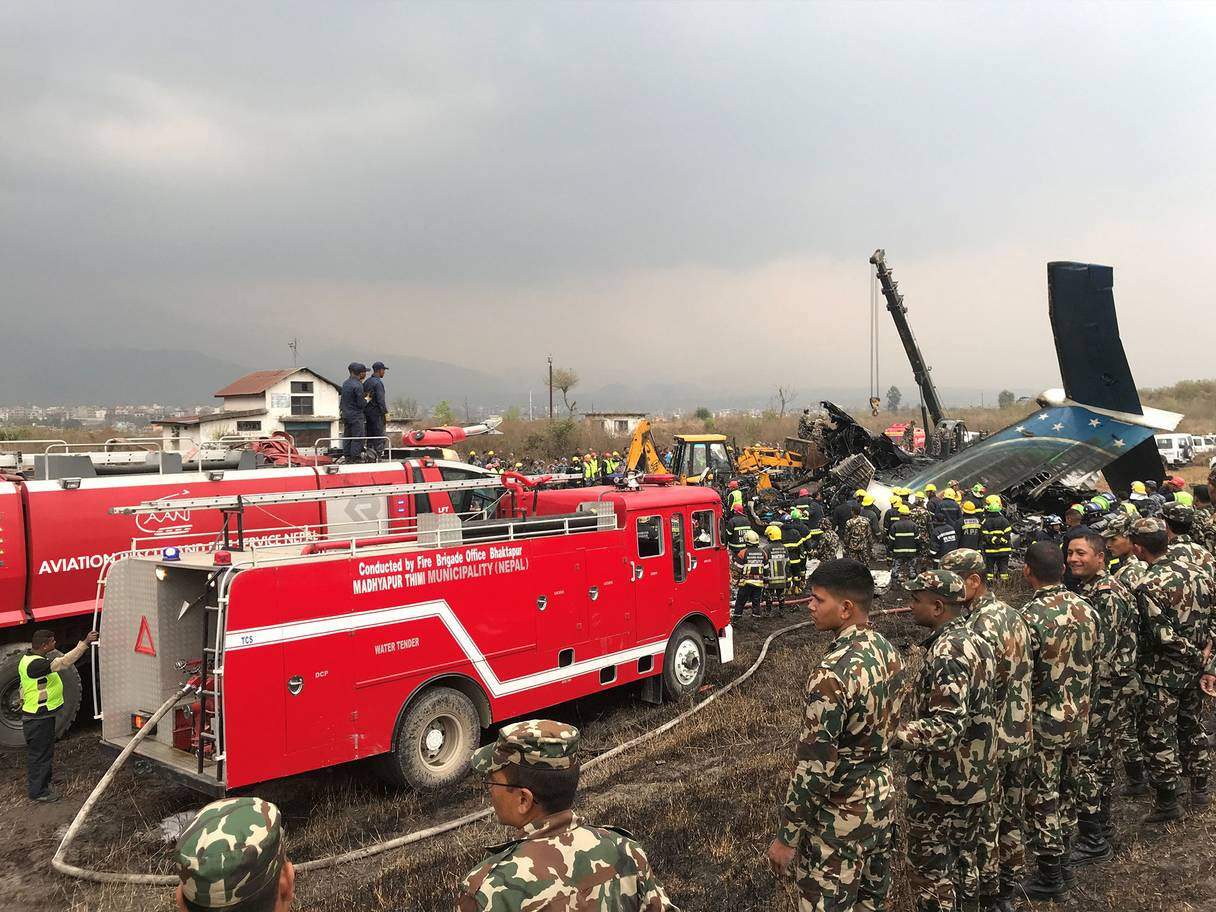 Nepal plane crash caused by captain who suffered 'emotional breakdown', investigators believe