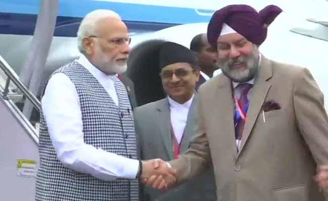 PM Modi Stresses On Connectivity Within BIMSTEC Region