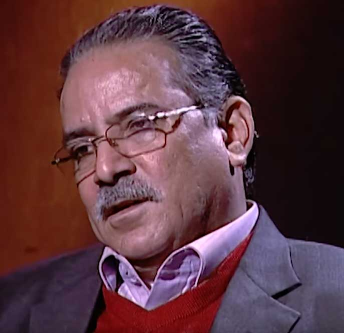 Dahal hints at Cabinet reshuffle